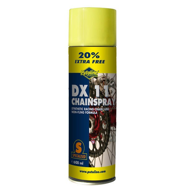 PUTOLINE DX 11 Chainspray 500ml P70082