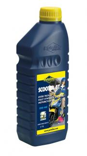 PUTOLINE Ester Tech Scooter 4T+ 5W-40 1L